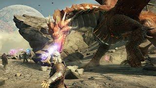 Видео к игре Dark and Light из публикации: Новое видео Dark and Light демонстрирует приручение и полет на драконе