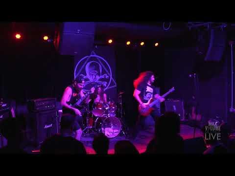 REPLICANT live at Saint Vitus Bar, Aug. 31st, 2017