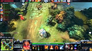 LGD.cn vs Evil Genuises, game 2