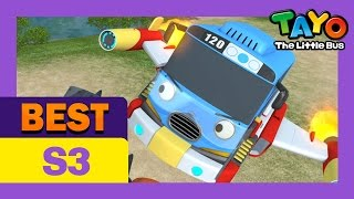 Tayo's Earth Defense Plan 2 l Popular Episode l Tayo the Little Bus l S3 #24