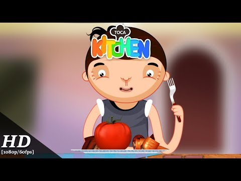 Toca Kitchen Android Gameplay [1080p/60fps]