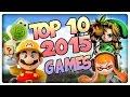 Domtendos TOP 10 GAMES 2015 - Top List #3