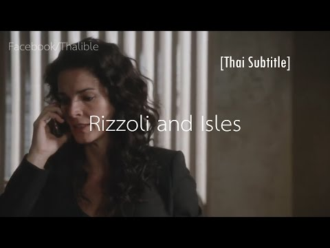 Rizzoli and Isles Season 6 Promo - Investigations [ซับไทย]