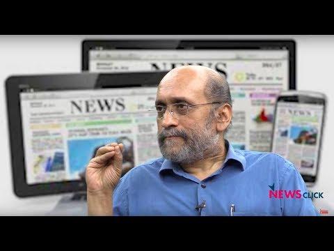 'Govt Trying to Covertly Control Online Media': Paranjoy Guha Thakurta