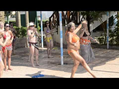 фото русские туристы за границей голые