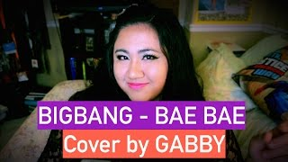 After 3 years since my last BIGBANG cover! My Short & Simple Cover of BIGBANG's BAE BAE. I LOVE BIGBANG! Ever since this song was released, even if the MV wa...
