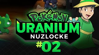 Pokemon Uranium Nuzlocke Let's Play w/ aDrive EP02: Through the Tunnel We Go! by aDrive