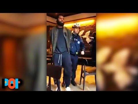 Starbucks Apologizes To Black Men Falsely Arrested