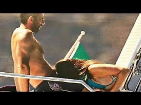 Gigi Buffon ed Ilaria D'Amico Foto Shock Fa Giro Del Web