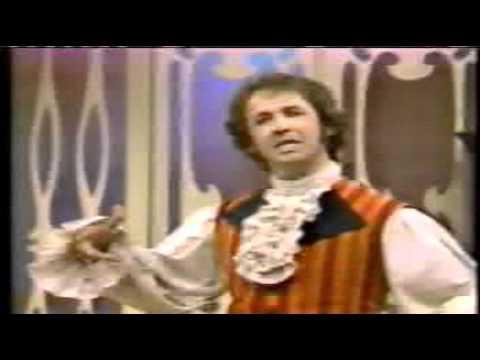Claude Corbeil, Se vuol ballare, Le nozze di Figaro, 1983.wmv