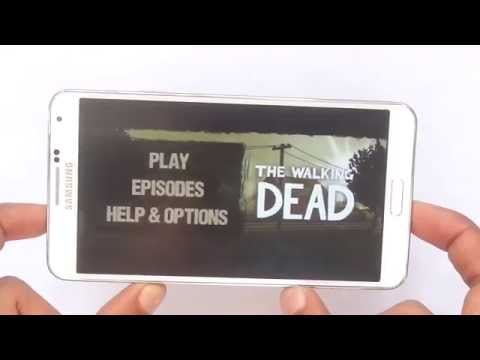 the walking dead saison 2 android traduction
