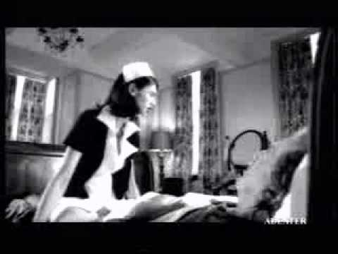 Banned Commercials   Schiesser Lingerie   Nurse Opening Dress To Revive