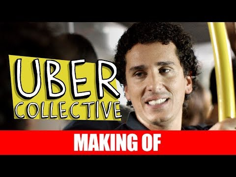 MAKING OF - UBER COLLECTIVE