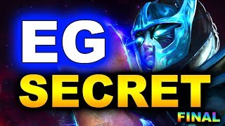 EG vs SECRET - EPIC GRAND FINAL - ESL ONE BIRMINGHAM 2019 DOTA 2