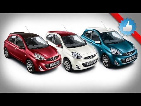 Nissan Micra Limited Edition launched in UK!