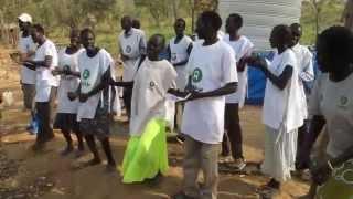 Hand Washing Song. Gambella, Ethiopia January 2015