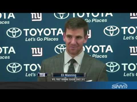 Video: Giants knock out Washington, get ready for playoffs