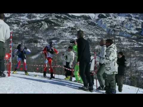 La Selección Española de Esquí de Montaña FEDME PowerBar Nutrición Oficial