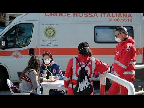 Ιταλία: Ακόμη 681 νεκροί – Στους 15.362 ο συνολικός αριθμός