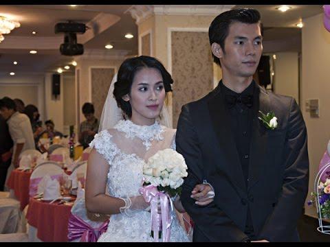 """Đám cưới Nhan Phúc Vinh trong phim """"Đối Thủ"""" - Thời lượng: 1:09."""