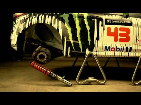 Ken Block x Ford   Hybrid Function Hoon Vehicle (H.F.H.V.)