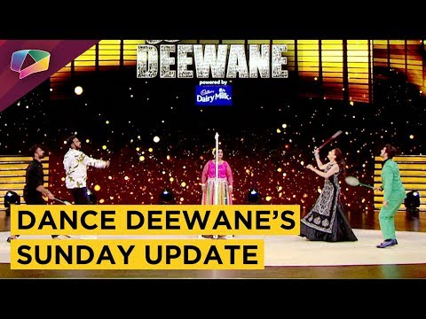 Dance Deewane's Sunday Episode Update | Madhuri
