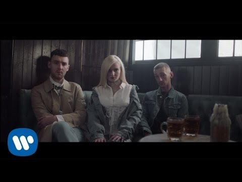 Clean Bandit Ft. Sean Paul & Anne-Marie  - Rockabye