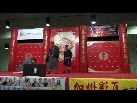 Asian American Expo 2013 Live Day 1
