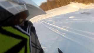 7. 2010 Arctic Cat Sno Pro 500