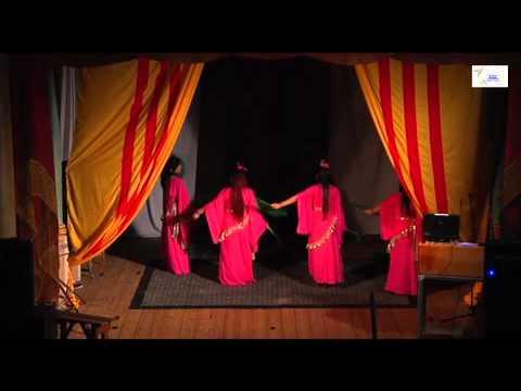 Dem ngam ngui & Hop Hop dans ( TNT-VietMedias dansere & Caroline )