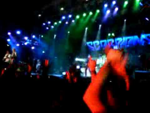 scorpions - a night to remember - athens live (2009) intro