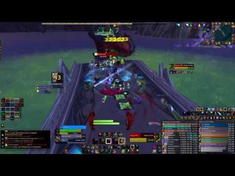 Demonology Warlock 700k DPS Heroic Krosus видео
