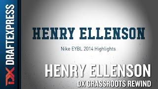 Henry Ellenson Grassroots Rewind
