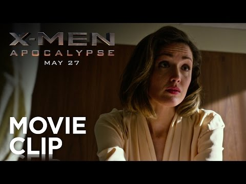 X-Men: Apocalypse (Clip 'Moira's Office')