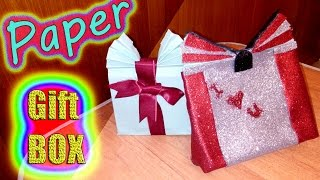 Hi everybody, in this tutorial we teach you how to make amazing gift boxes or bags with paper at home, enjoy !✂ How to make :  Paper Gift box / bags easy Materials:-Colored paper-Glue-Ribbon----------------------- Follow us in Social Media   -------------------------Facebook : https://www.facebook.com/PH-Handmade-458911934269450/?ref=hlTwitter      :  https://twitter.com/PH_handmadeİnstagram :  https://www.instagram.com/ph_handmade/Skype         :  P&H HandmadeSUBSCRİBE : https://www.youtube.com/channel/UCUxBk6sDsU2t1NAw4bcgGnQ------------- Watch another videos --------------How to make : origami moving cubes : https://www.youtube.com/watch?v=ndGMSE8TjX0&index=10&list=PLbzIiG58yuesnef9OufB9oshh5zK5a2wQHow to make nightmare freddy's claws : https://www.youtube.com/watch?v=qJU1I3MZcyY&list=PLbzIiG58yuesnef9OufB9oshh5zK5a2wQ&index=11Red hot nickel ball reactions : https://www.youtube.com/watch?v=4xQmNbqpVR0&list=PLbzIiG58yuevj7zYv8vzxYf7g2G0GFFZu