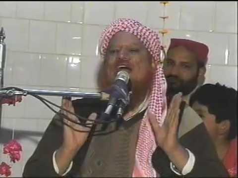 sultani - Hafiz Mushtaq Ahmed Sultani In Banga Chak, Chak Jhumra, Faisalabad.