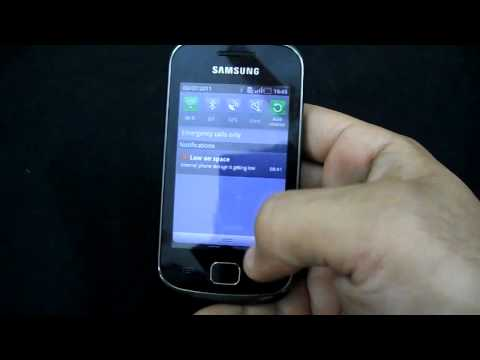 Samsung Galaxy Gio S5660 Full review