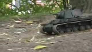Heng Long KV-1 Full Option RC Tanks