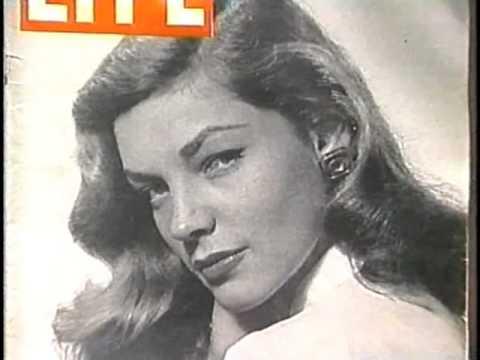 Lauren Bacall on Letterman, December 12, 1989
