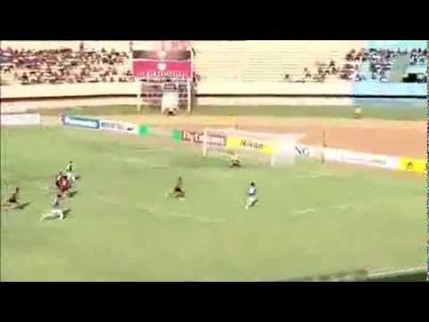 Persipura VS Yangon United - AFC CUP - Goal & Highlights