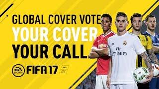 VOTA YA!! ELIGE AL JUGADOR DE LA PORTADA DE FIFA 17