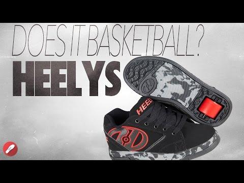 Does It Basketball? Heelys!