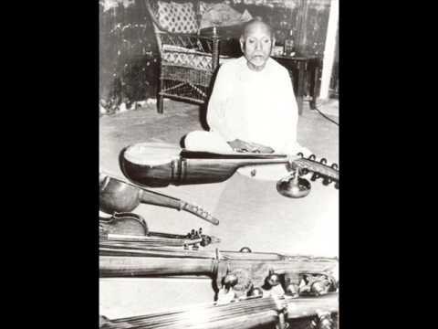 Ustad Allauddin Khan - Sursringar - Raga Shuddha Kalyan