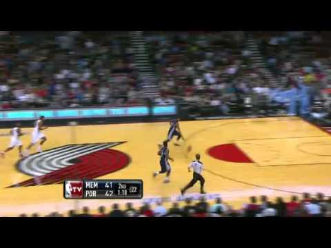Memphis Grizzlies 84 – Portland Trail Blazers 97