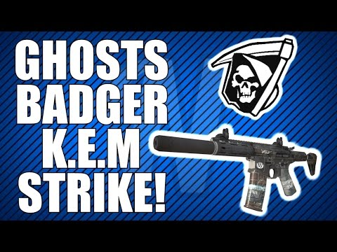 cod - I hope you enjoyed this Honey Badger KEM Strike! Tremor is a great map in my opinion, but it's a map we barely see on KEM Strike Saturday. ▻ KEM Strike By: http://www.youtube.com/user/CliqExcelle...