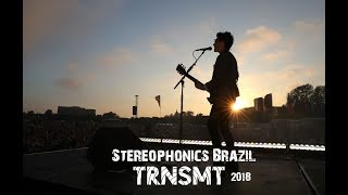 Stereophonics - Live At TRNSMT Festival 2018 HD
