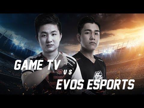 GameTv vs Evos Esports - Đấu Trường Danh Vọng Mùa Xuân 2018 - Garena Liên Quân Mobile - Thời lượng: 2:18:51.