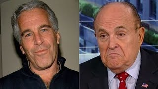 """""""It Is Inconceivable Epstein Could Have Hung Himself… Follow The Motives"""" – Rudy Giuliani"""