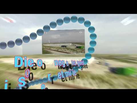 Happy Shrimp Farm company trailer 2007