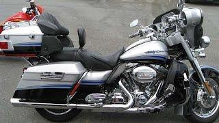2. 2009 Harley Davidson FLHTCUSE4 CVO Ultra Classic Electra Glide FOR SALE
